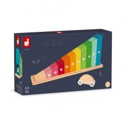 JANOD Učíme sa ako počítať do 10 Crescendo s autíčkom 7