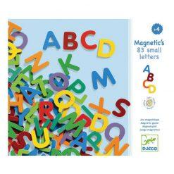 Djeco Drevené magnetky Veľké písmená 1