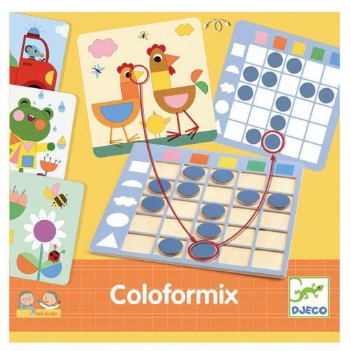 Djeco Eduludo Coloformix 1