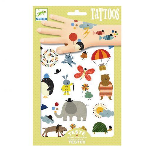 Djeco Tetovanie Milé Drobnosti 1