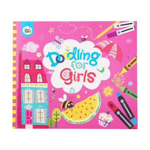 Jarmelo Pracovný zošit pre dievčatá 1