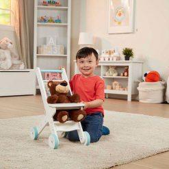 Melissa & Doug Mine to Love Kočík pre bábiky 4