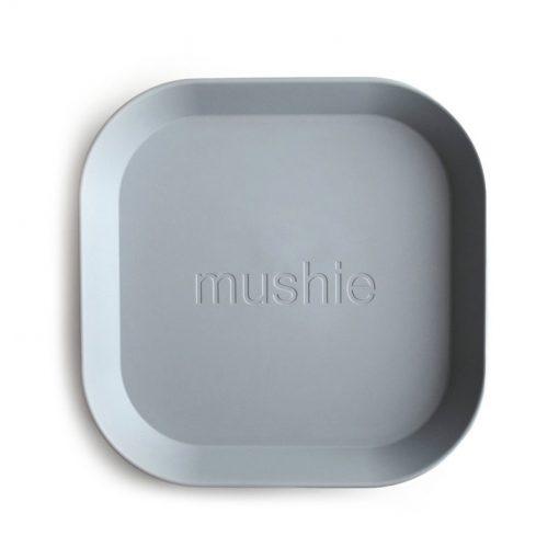 Mushie Hranatý tanier Cloud 2