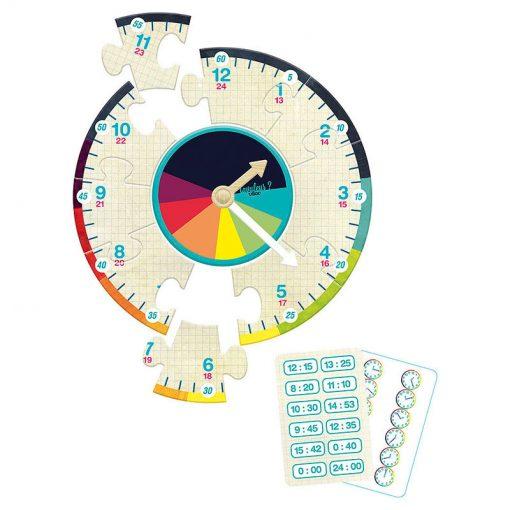 Vilac Nauč si hodinky 2