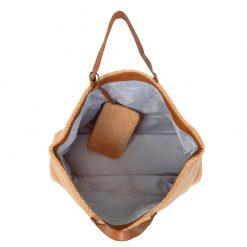 Childhome Cestovná taška Family bag Teddy Beige 3