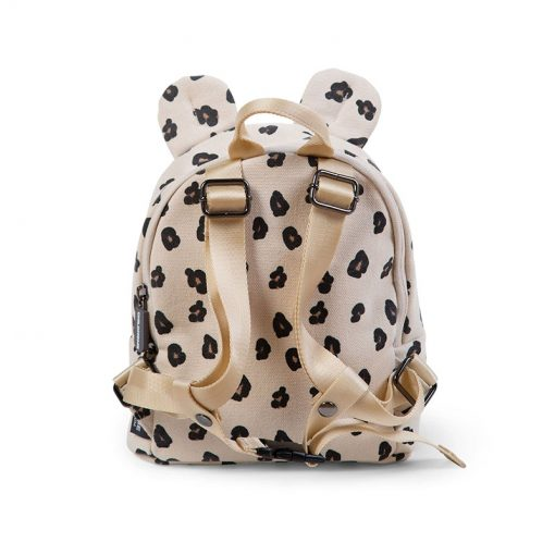 Childhome Detský batoh My first bag Leopard 2