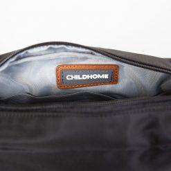 Childhome Toaletná taška Daddy cool Black white 3
