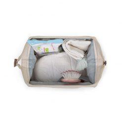 Childhome Toaletná taška Off white 2