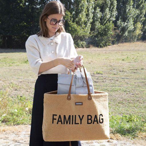 Childhome Organizér do prebaľovacej tašky Grey 6
