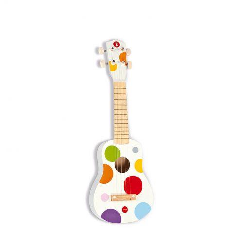 Janod Drevené ukulele 1
