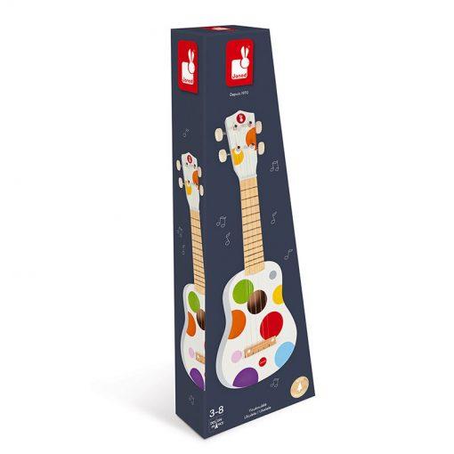 Janod Drevené ukulele 2