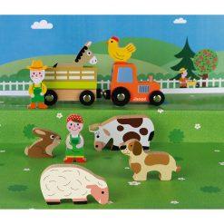 Janod Mini Story Farma 3