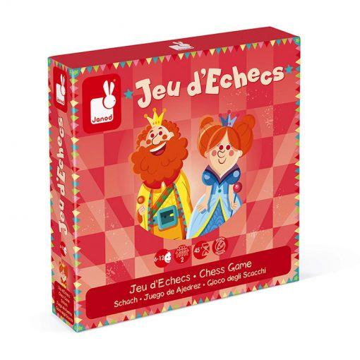 Janod Spoločenská hra Šach 1