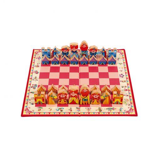 Janod Spoločenská hra Šach 3