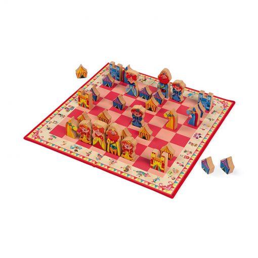Janod Spoločenská hra Šach 4