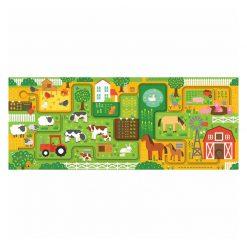 Petitcollage Puzzle Bludisko Farma 3