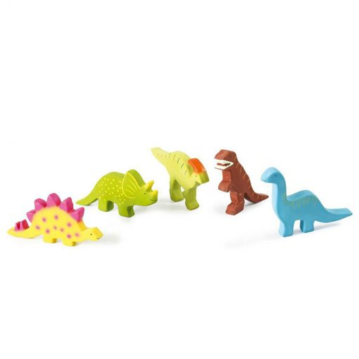 Tikiri Baby Dinosaurus Stego 2