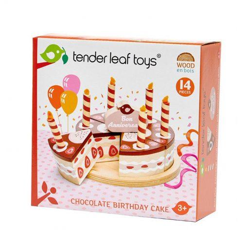 Tender Leaf Toys Čokoládová torta 3