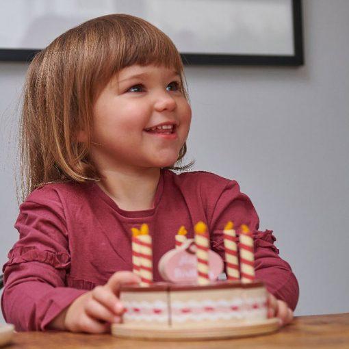 Tender Leaf Toys Čokoládová torta 4