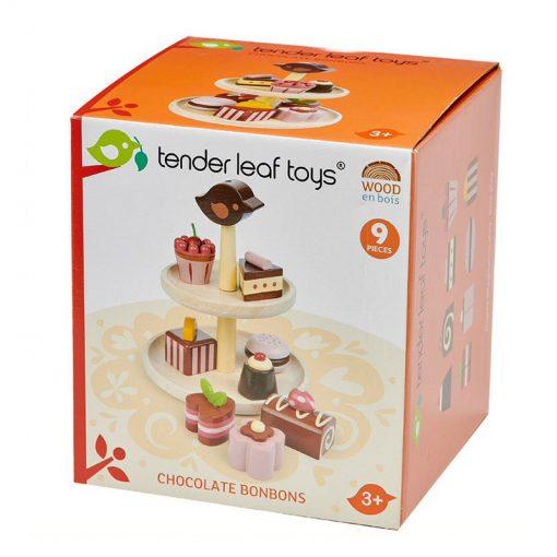 Tender Leaf Toys Čokoládové bonbóny 3