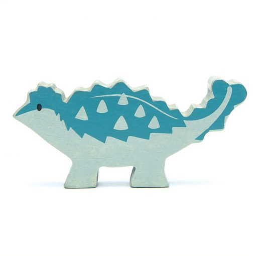 Tender Leaf Toys Dinosaurus Ankylosaurus 1
