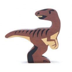 Tender Leaf Toys Dinosaurus Velociraptor 1