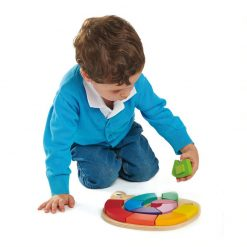 Tender Leaf Toys  Farebný had 3