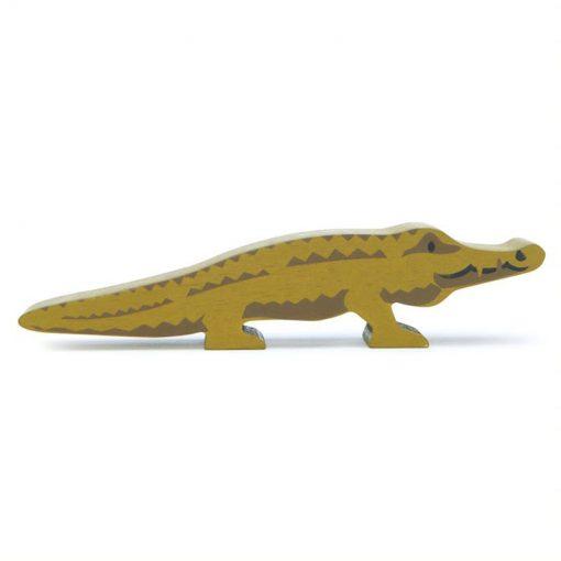 Tender Leaf Toys Safari Krokodíl 1