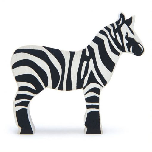 Tender Leaf Toys Safari Zebra 1