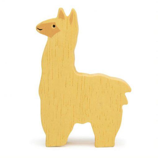 Tender Leaf Toys Zvieratká z farmy Lama 1