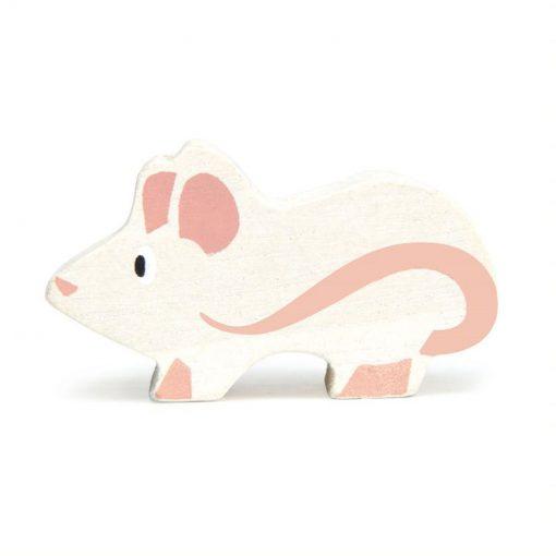 Tender Leaf Toys Zvieratká z farmy Myš 1