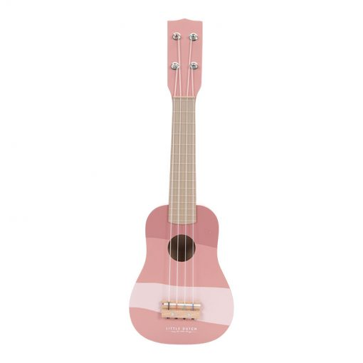 Little Dutch Gitara Pink New 1
