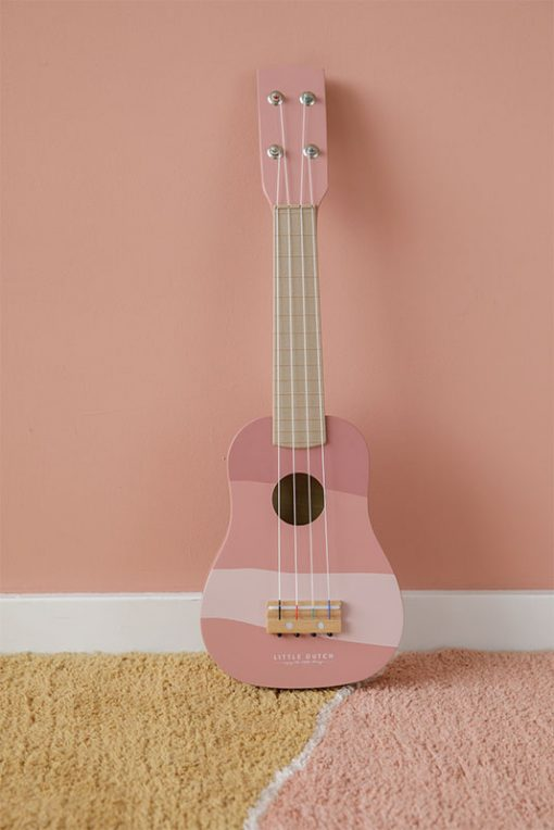 Little Dutch Gitara Pink New 2