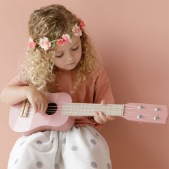 Little Dutch Gitara Pink New 3