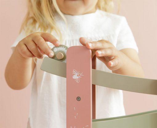 Little Dutch Závodná dráha Pink Flowers 4