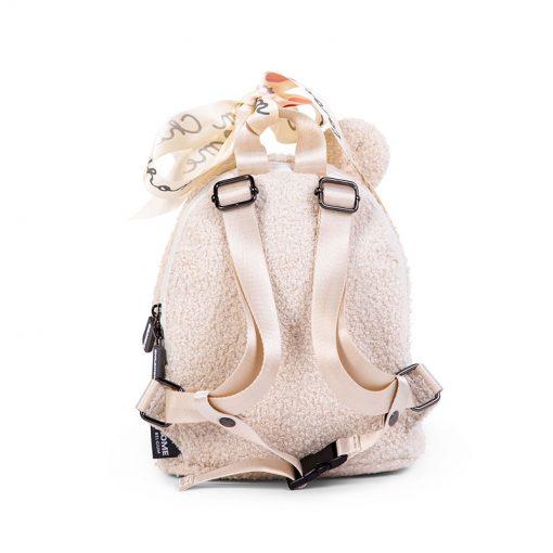 Childhome Detský batoh My first bag Teddy of white 3