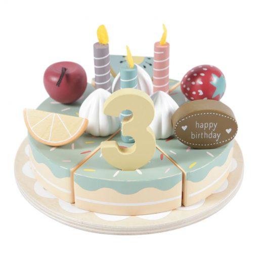 Little Dutch Narodeninová torta XL 1