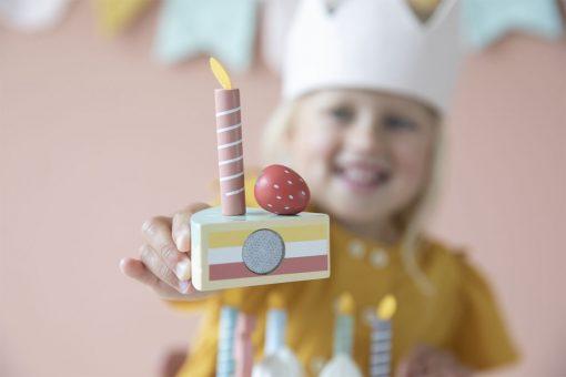 Little Dutch Narodeninová torta XL 3