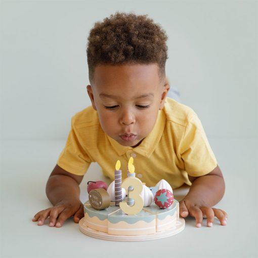 Little Dutch Narodeninová torta XL 4