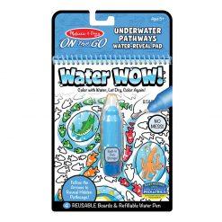 Melissa & Doug Magický štetec Cesta pod vodou Water Wow 1