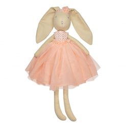 Bonikka ľanová bábika Chi Chi Marcella zajačik 1