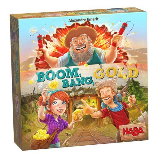 Haba Boom, Bang, Gold 1