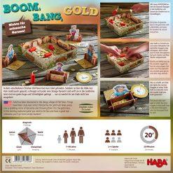 Haba Boom, Bang, Gold 2