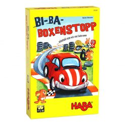 Haba Pu-Pu Pitstop 1