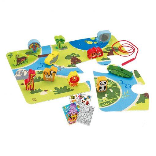 Hape Set Safari so zvieratkami 2