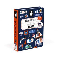 Janod Magnetická kniha Vesmír 1