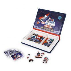 Janod Magnetická kniha Vesmír 2