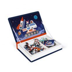 Janod Magnetická kniha Vesmír 3
