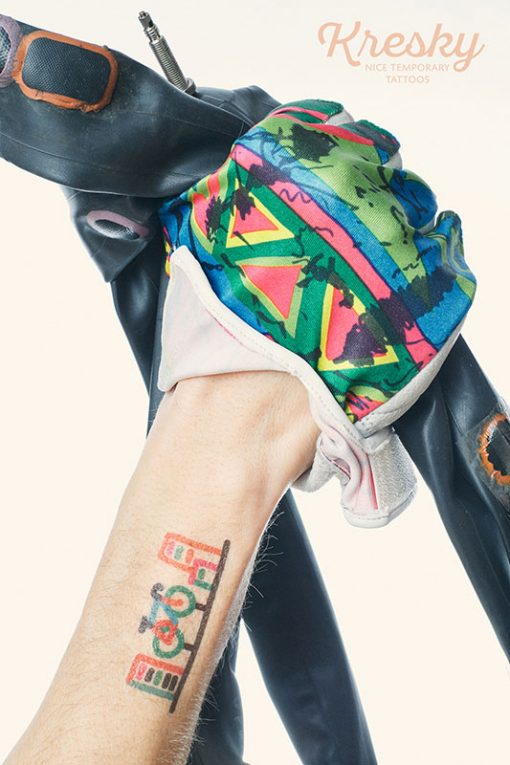 Kresky Tetovačky Bicyklové 3