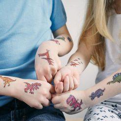 Kresky Tetovačky Dinosaury 3